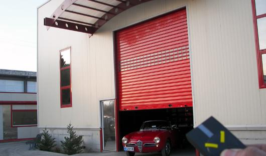 Picture of Roller Garage Doors sector