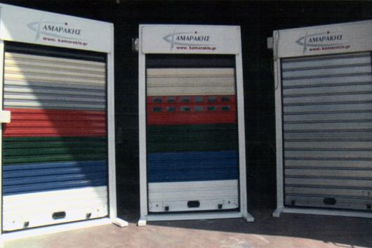 Picture of sector Roller Garage Doors