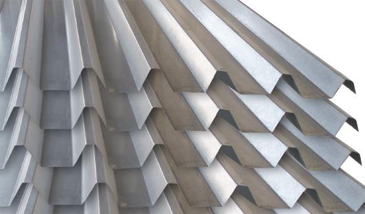 Metal and Acrylic Roofing Sheets