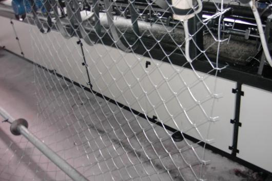 Picture of sector Wire Netting
