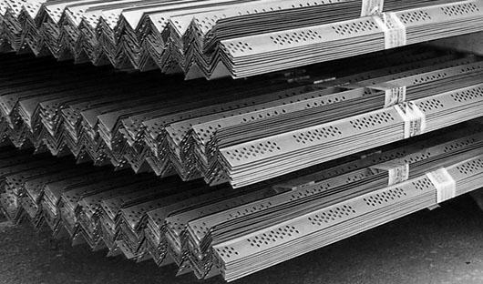 Metal Profiles for Drywall Mounting
