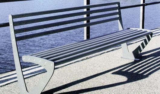 Picture of Outdoor Metal Furniture sector