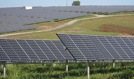 Picture of Solar Cell Mounts sector