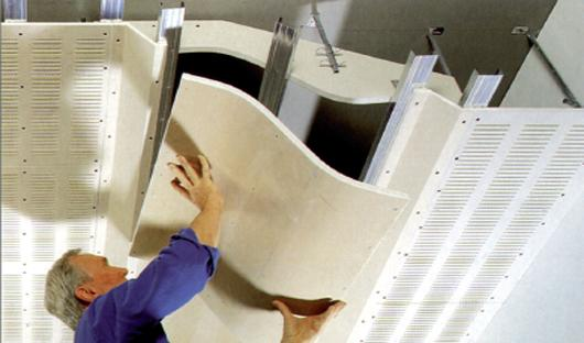 Trade of Drywall Systems
