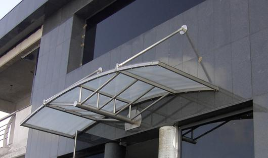 Decorative Stainless Steel Constructions